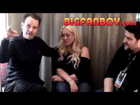 ALIENS 30th Anniversary - Michael Biehn & Jennifer Blanc-Biehn Interview