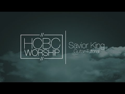 Savior King | Electric Guitar Tutorial