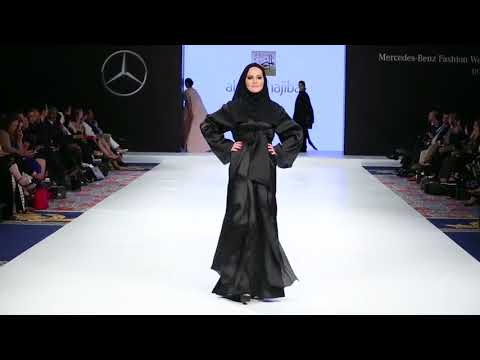 Mercedes Benz Fashion Week Doha 2016 - Almotahajiba