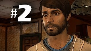The Walking Dead Season 3 A New Frontier Episode 4 Gameplay Walkthrough Part 2 - Thicker than Water
