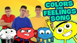 Colors and Feelings Song | Adam Tree TV