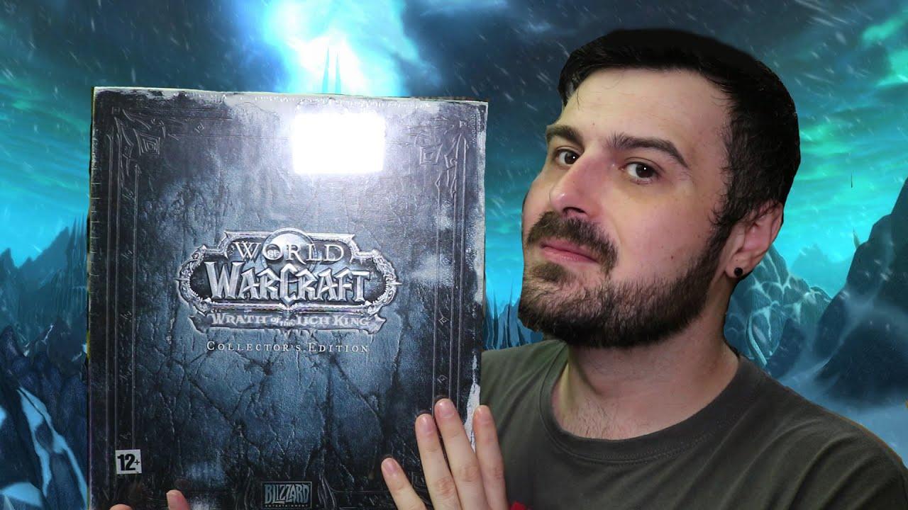 Unboxing Ediciones COLECCIONISTAS de WARCRAFT y DIABLO
