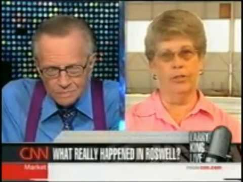 Larry King Live - The Roswell Incident Unmasked