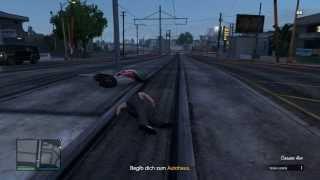 GTA 5 Online - Mission Simeon: Radikalkur (schwer) Grüß Gott Tod [German] [HD]