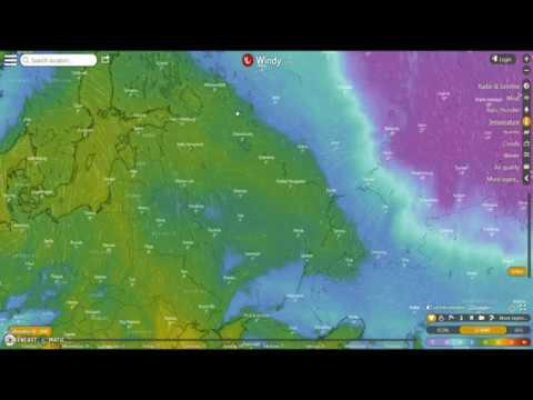 ❄️ Приход настоящей зимы 2020 в Москву / ПОГОДА, ПРИРОДА 🏂
