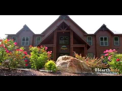 Big Moose Lodge in Pigeon Forge, TN Cabin Tour