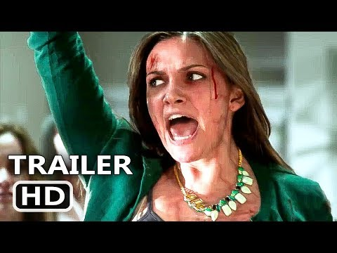 OFFICE UPRISING Official Trailer (2018) Comedy, Action Movie HD