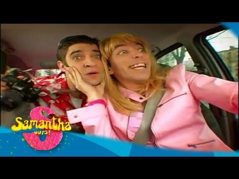 🚕  Samantha chauffeur de taxi (2) 💛 Samantha Oups !