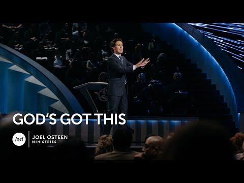 Joel Osteen - God's Got This