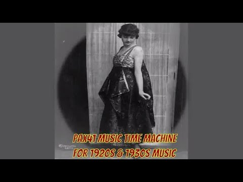 1920s Theater Organ Music - Jesse Crawford with Nat Shilkret-- Within The Prison Of My Dreams