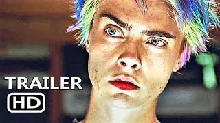HER SMELL Official Trailer (2018) Elisabeth Moss, Cara Delevingne Movie HD