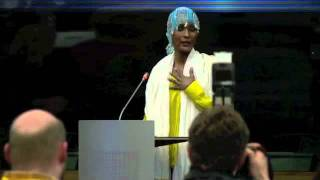 Conférence MGF - Discours Mme Waris Dirie