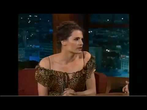 Flirty Stana Katic has a thing for Craig   Pick Up Interview