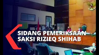 Kesaksian Mantan Kapolres Jakarta Pusat dalam Sidang Kasus Rizieq Shihab