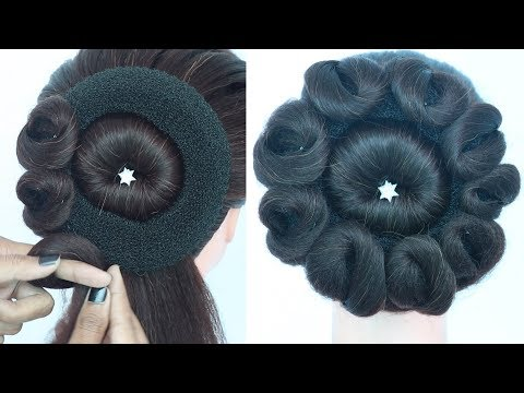 new special juda hairstyle with trick    latest hairstyle    trending hairstyle    new hairstyle thumbnail