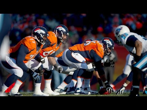 Chad Brown: Making a Broncos offensive line without Ryan Clady