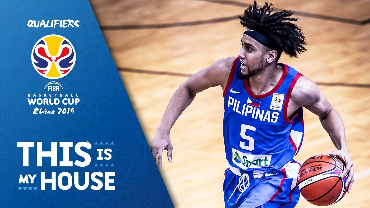 Philippines' Best Plays of the FIBA Basketball World Cup 2019