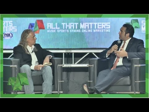 Italo Zanzi, EVP & MD, FOX Networks Group Asia at All That Matters 2017