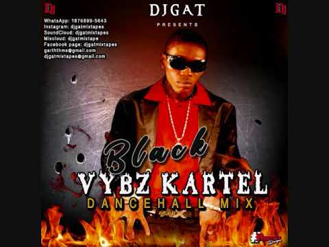 DANCEHALL MIX JANUARY 2019 DJ GAT BLACK VYBZ KARTEL STRAIGHT HITS JUGGLING
