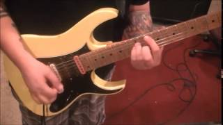 How to play My Sacrafice by Creed on guitar by Mike Gross