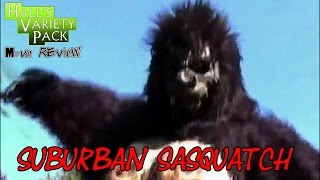 Movie Review: Suburban Sasquatch Thumbnail