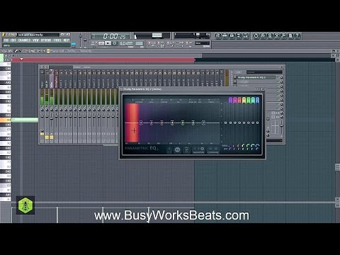 How to Mix Beats Easily in FL Studio | Part 1 Equalizers | Doovi