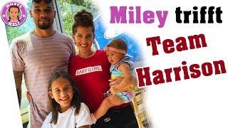 Von SARAH HARRISON ÜBERRASCHT  - TEAMHARRISON besucht Miley - Mileys Welt