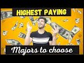 Top 10 highest paying college majors in the USA