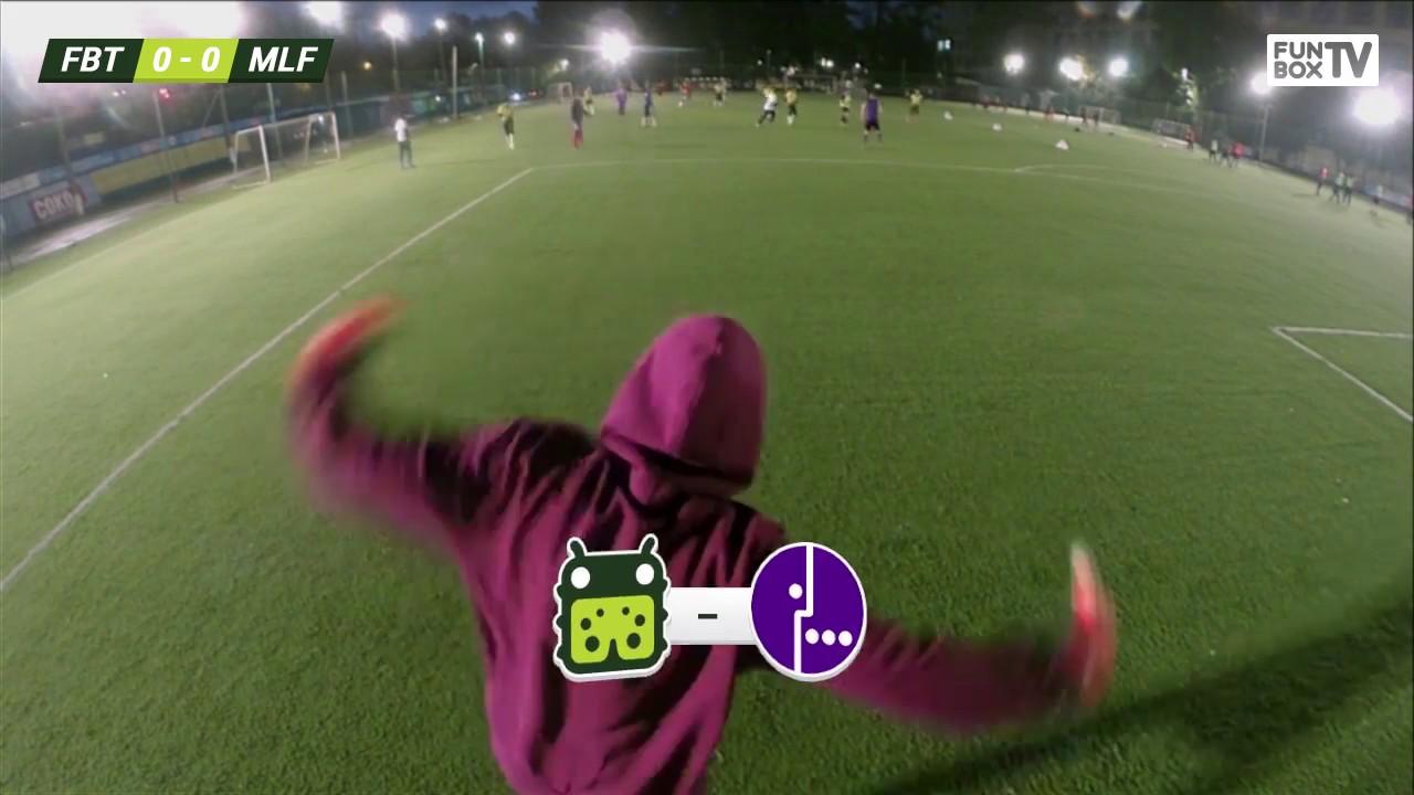 FunBoxTV S03E03 Friendly match FBT-MLF