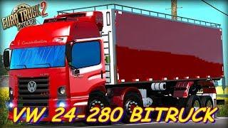 [MOD] Download do MOD Caminhão VW Constellation 24-280 Bitruck (ETS2 1.32)