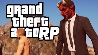 Devil Kidnaps Barble (GTA 5 RP Multiplayer RolePlay)