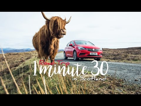 ROAD-TRIP en ECOSSE, Isles of Skye, Harris & Lewis
