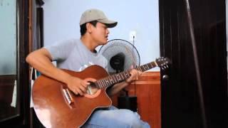 em là hạnh phúc trong anh guitar cover Minh Hiển