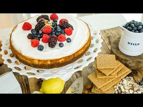 Recipe - Ally Phillips' Croatian Cheescake - Hallmark Channel