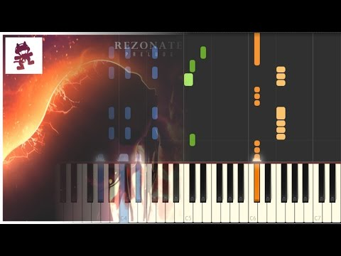 [MIDI] Rezonate - Canvas