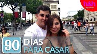 Jorge y Anfisa: un empresario y una supermodelo - Todo en 90 Días l Discovery Channel