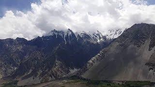 Karakoram Highway- Hunza To Passu views - Tourism in Pakistan