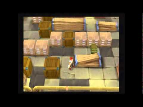 Tales of the Abyss - Sidequest: Warehouse Mini-Game