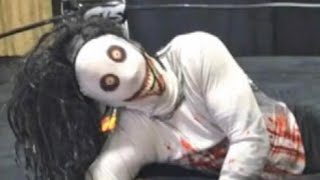 JEFF THE KILLER ATTACKS GTS SUPERSTARS! PPV CHALLENGE ISSUED TO POP STAR!