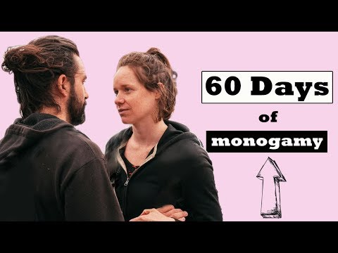60 Days of Monogamy || Polyamorous partners Conor and Brittany