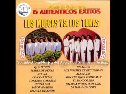 Los Muecas vs. Los Tukas - Serie de Colección: 15 Autenticos Exitos - Disco Completo - 1995