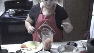 Elisa En La Cocina
