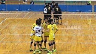 水町泰杜 鎮西 vs 開智 2セット目 インターハイ2017 決勝 男子バレーボール