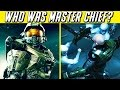 """THE TRUTH ABOUT """"MASTER CHIEF"""""""