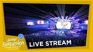 JUNIOR EUROVISION SONG CONTEST 2017 - LIVE STREAM