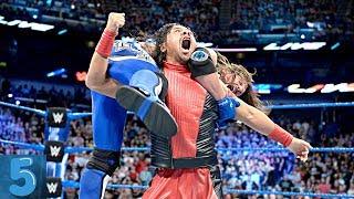 5 Best Heels In WWE Today