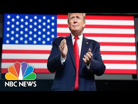 Watch Live: Trump Holds Campaign Rally In Wisconsin