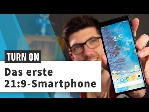 Sony Xperia 10 Plus: Das 21:9-Phone im Hands-On