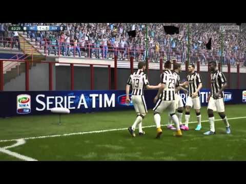 Fifa 15 (ps4): candreva scores his 11th in the serie a