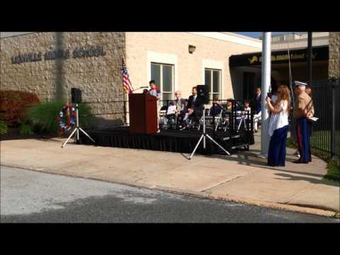 Lionville Middle School- 2017 Memorial Day Ceremony